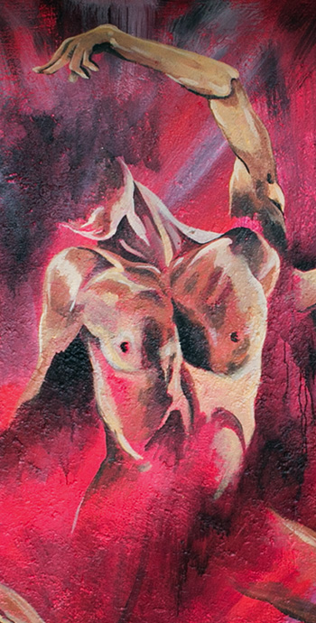 Mural de Barbara Siebenlist